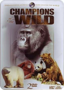 Champions of the Wild (Tin Case) (2-DVD)
