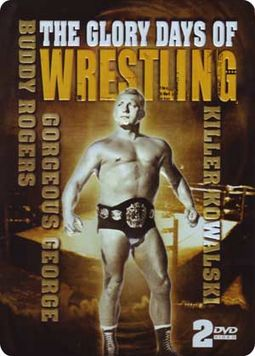 Wrestling - Glory Days of Wrestling: Legends of