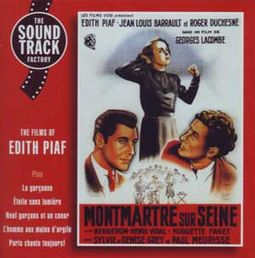 Montmartre Sur Seine and Music from the Films of