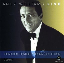 Andy Williams Live: Treasures from His Personal
