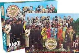 Sgt. Peppers: 1000-Piece Puzzle