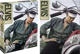 Elvis Presley - Bike - 1000-Piece Puzzle