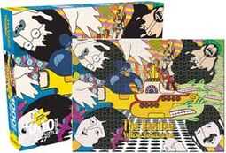 The Beatles - Yellow Submarine 2: 1000-Piece