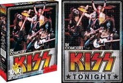 KISS - In Concert - 1000-Piece Puzzle