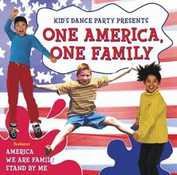 Kid's Dance Express: One America, One Family