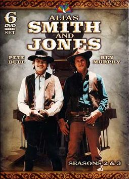 Alias Smith and Jones - Seasons 2 & 3 (6-DVD)