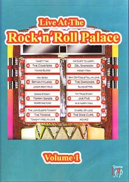 Live from the Rock 'n' Roll Palace, Volume 1