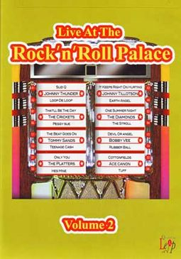 Live from the Rock 'n' Roll Palace, Volume 2