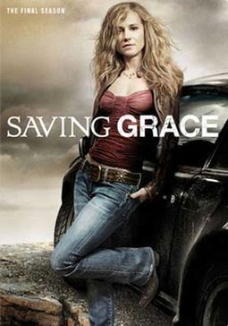 Saving Grace - Season 3 (5-DVD)