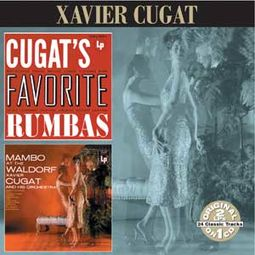 Cugat's Favorite Rumbas / Mambo At The Waldorf