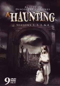 A Haunting - Seasons 1-4 (9-DVD)
