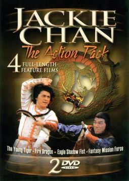 Jackie Chan Action Pack (The Young Tiger / Fire