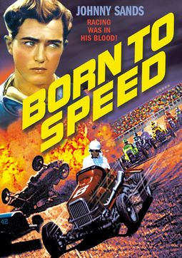 "Born to Speed - 11"" x 17"" Poster"
