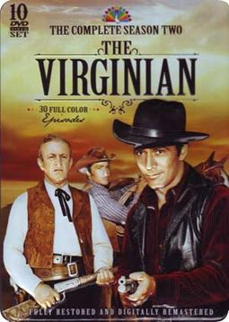 The Virginian - Season 2 (Limited Edition
