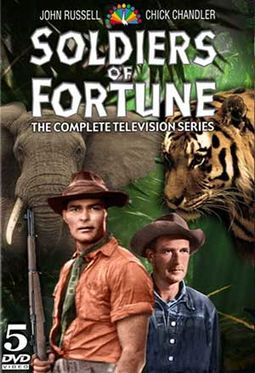 Soldiers of Fortune - Complete Series (5-DVD)