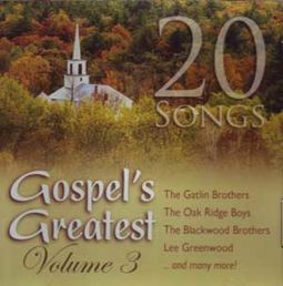 Gospel's Greatest, Volume 3