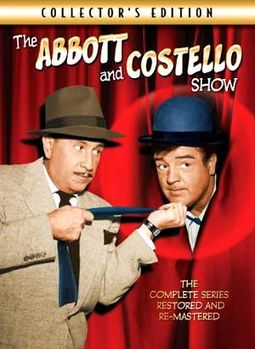 The Abbott & Costello Show - Complete Series