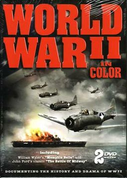 WWII - World War II in Color (2-DVD)