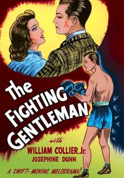 "The Fighting Gentleman - 11"" x 17"" Poster"