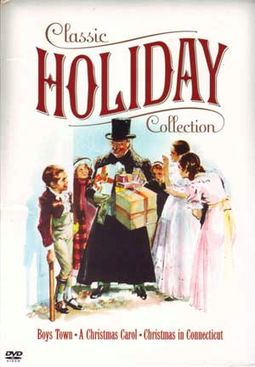 Warner Bros. Classic Holiday Collection, Volume 1