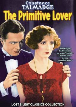 "The Primitive Lover - 11"" x 17"" Poster"