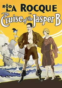 "The Cruise of the Jasper B - 11"" x 17"" Poster"