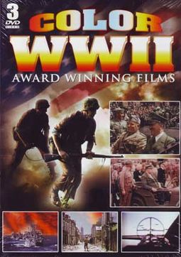 Color WWII Award Winning Films: War in the