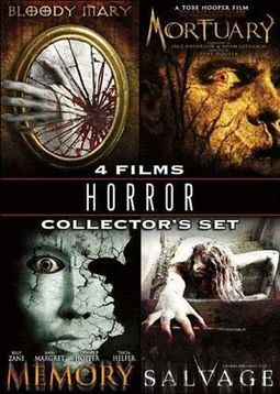 Horror Collector's Set (Bloody Mary / Mortuary /