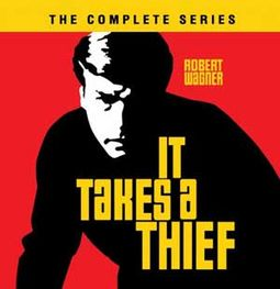 It Takes a Thief - Complete Series (18-DVD)