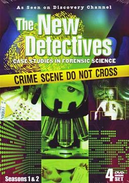 The New Detectives - Season 1 & 2 (4-DVD)