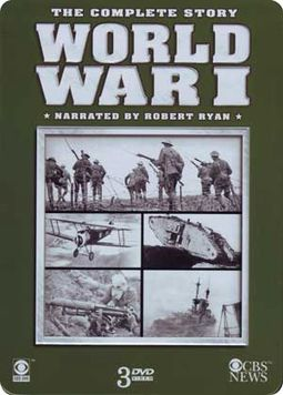 WWI - The Complete Story (3-DVD)