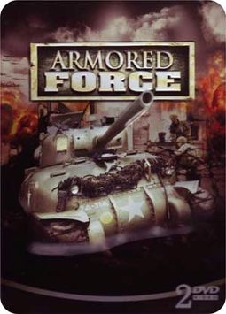 Armored Force (Tin Case) (2-DVD)