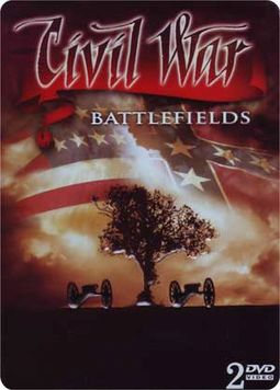 Civil War Battlefields (2-DVD)