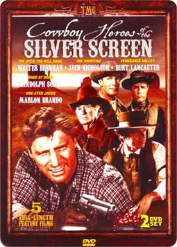 Cowboy Heroes of the Silver Screen (Over-The-Hill
