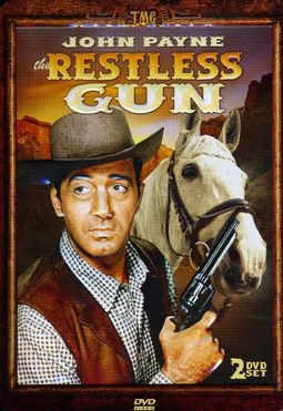 The Restless Gun (Tin Case) (2-DVD)