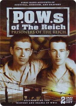 P.O.W.s of The Reich: Prisoners of the Reich (Tin