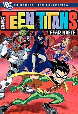 Teen Titans - Season 2 - Volume 1