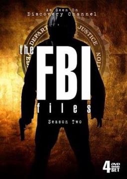 FBI Files - Season 2 (4-DVD)