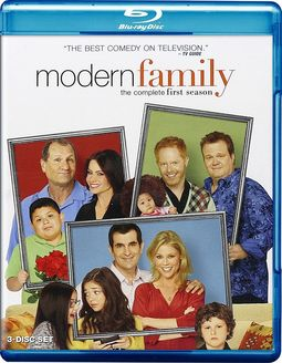 Modern Family - Complete 1st Season (Blu-ray)
