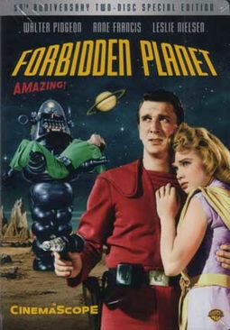 Forbidden Planet (50th Anniversary Edition)