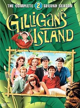 Gilligan's Island - Complete 2nd Season (3-DVD)
