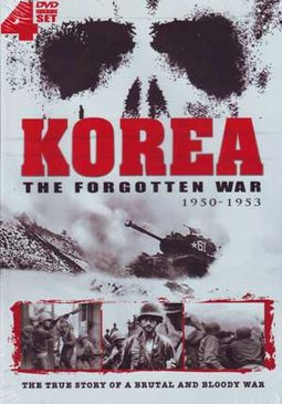 Korea: The Forgotten War (4-DVD)