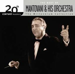 The Best of Mantovani & His Orchestra - 20th