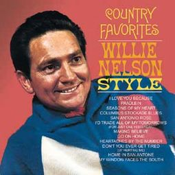 Country Favorites Willie Nelson Style Cd 2005 Bmg