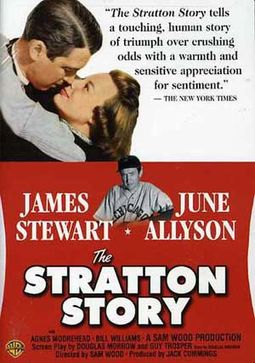 The Stratton Story (Full Screen)