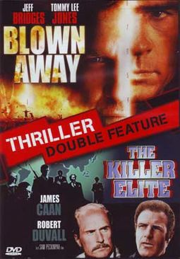 Thriller Double Feature: Blown Away (1994) / The