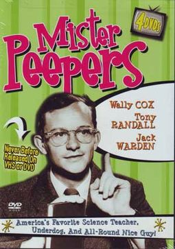 Mister Peepers - The First 26 Episodes (4-DVD)
