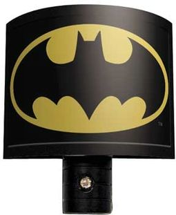 DC Comics - Batman - Logo - Night Light