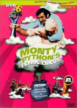 Monty Python's Flying Circus - Set 6 - Season 3