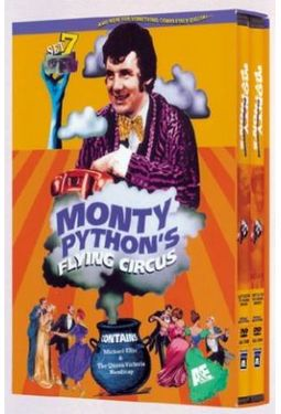 Monty Python's Flying Circus - Set 7 - Season 4
